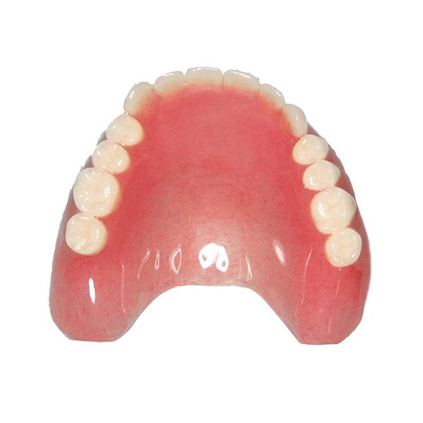 ポリサルホン床義歯